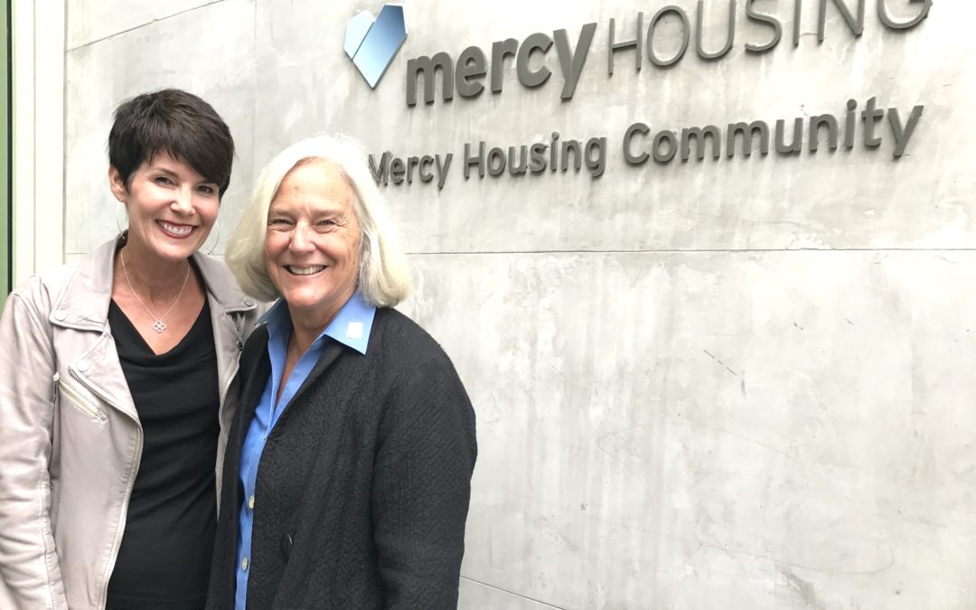 After 33 years at Mercy Housing, CEO Jane Graf retires